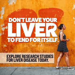 Don't leave your liver to fend for itself
