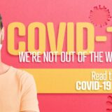 COVID-19 :It's not over yet
