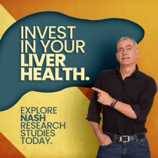 Invest in your liver health